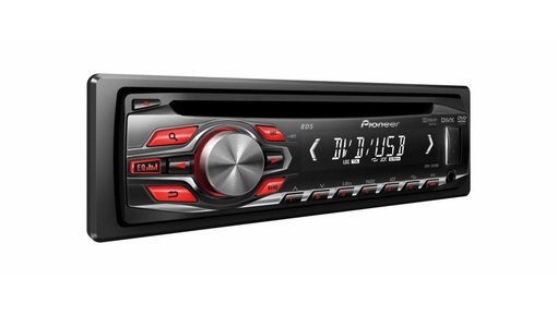 Multimedia DVD speler