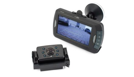Multimedia parking assistent
