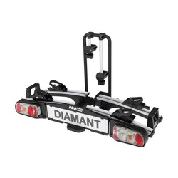 Diamant SG2 -  Fietsendrager - 2 Ebikes - Kantelbaar - Inklapbaar  - Incl. tas - Leverbaar 20 Mei