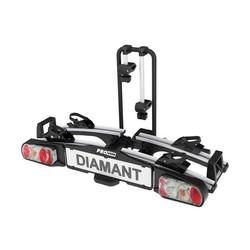 Diamant SG2 -  Fietsendrager - 2 Ebikes - Kantelbaar - Inklapbaar  - Incl. tas