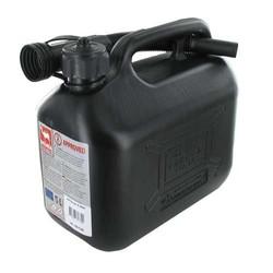 Jerrycan 5 liter zwart