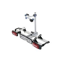 Movanext Lux - XLC  - Fietsendrager - 2x Ebike - 12 kg Lichtgewicht