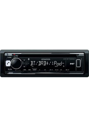 Kenwood KDC-BT700DAB + Gratis DAB+ Antenne