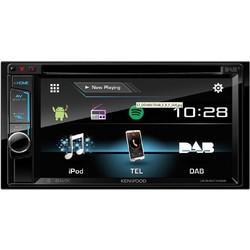 """Kenwood DDX4017DAB - Multimedia systeem - 6.2""""  Touchscreen - Bluetooth - DAB+"""
