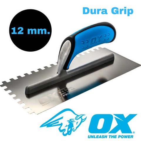 Ox lijmkam 12 mm. Dura Grip