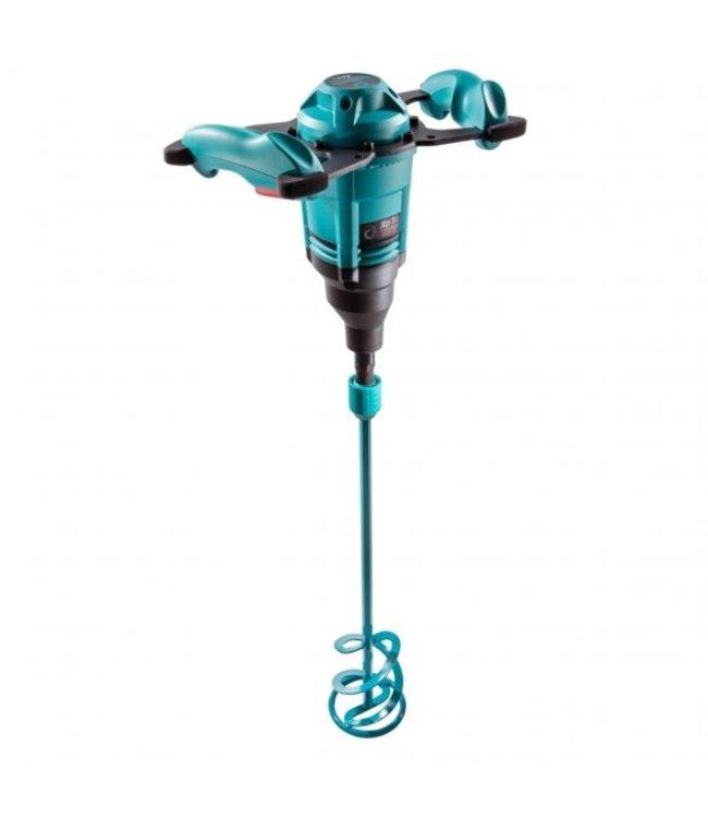 Collomix Collomix Handmenger Xo1 R HF met WK 120 HF, 1150 Watt, 230 Volt, -640 rpm