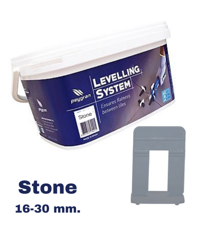 Peygran Starters 80 Set Stone Clips 16-30 mm.