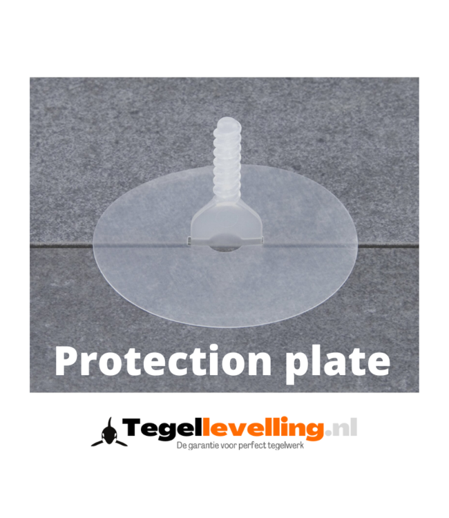 Tiramisu Protection plate 100 stuks