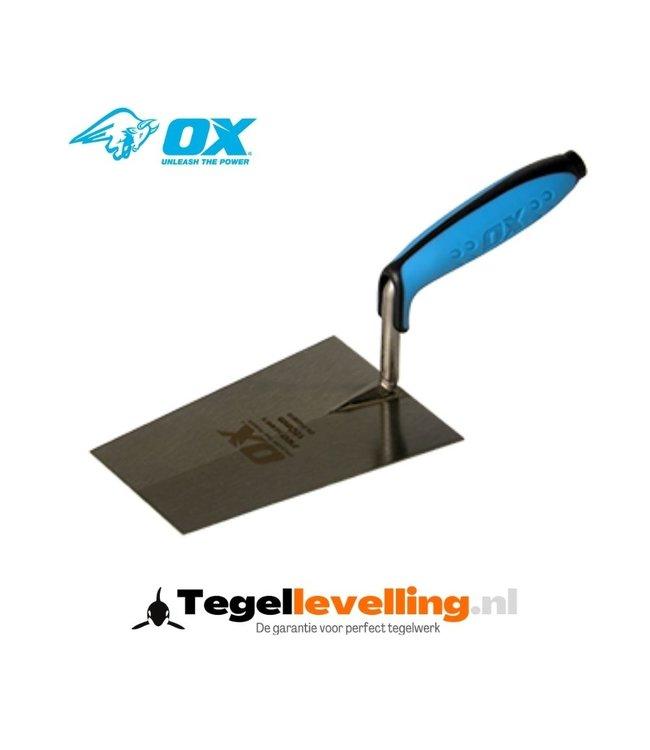 Ox Tools Emmer Troffel 18 cm.