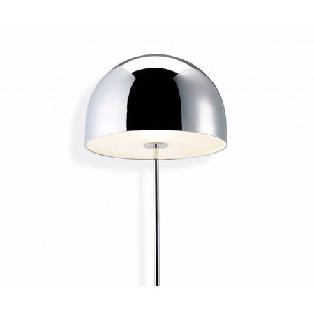 TOM DIXON BELL FLOOR LIGHT CHROME