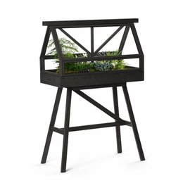DESIGN HOUSE STOCKHOLM GREENHOUSE DARK GREY ASH