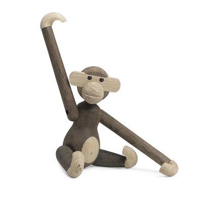 KAY BOJESEN Monkey small smoked oak