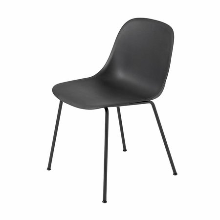 MUUTO FIBER SIDE CHAIR / TUBE BASE Designed by Iskos-Berlin
