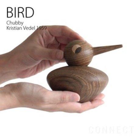 ARCHITECTMADE BIRD CHUBBY GEROOKT EIKEN