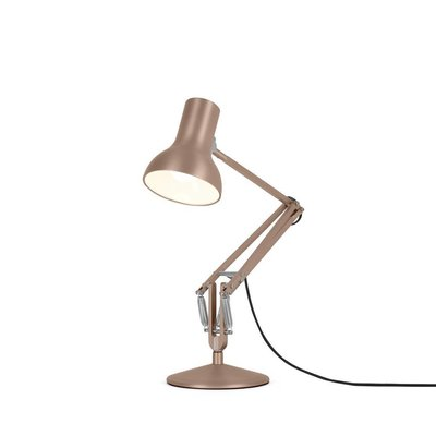 ANGLEPOISE TYPE 75 MINI METALLICS COPPER DESK LAMP