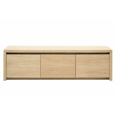 ASPLUND UNIT CABINET OAK