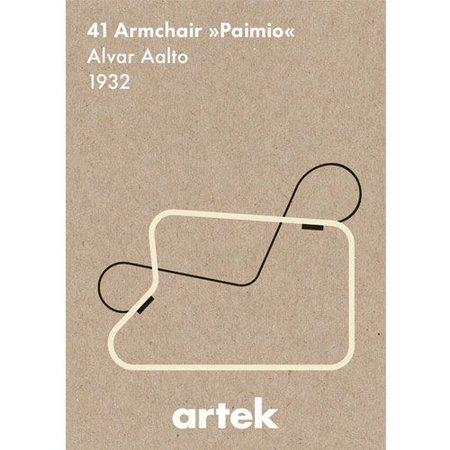 ARTEK POSTER - ICON PAIMIO