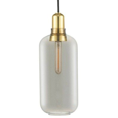 NORMANN COPENHAGEN AMP LAMP LARGE BRASS