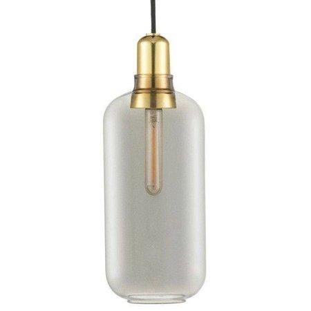 NORMANN COPENHAGEN  AMP LAMP LARGE BRASS