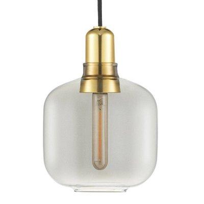 NORMANN COPENHAGEN AMP LAMP SMALL BRASS