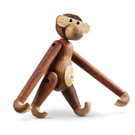 KAY BOJESEN DESIGN MONKEY MEDIUM 28 CM.