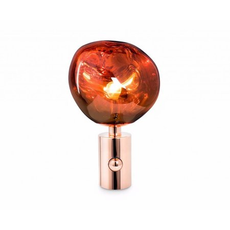 TOM DIXON MELT TABLE  LAMP COPPER