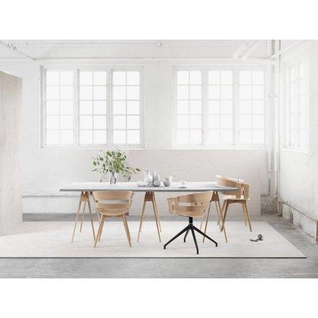 DESIGN HOUSE STOCKHOLM WICK  STOEL,  DRAAIBAAR