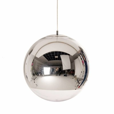 TOM DIXON MIRROR BALL HANGLAMP DIA 40
