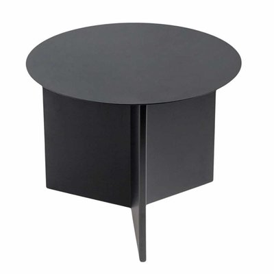 HAY SLIT SIDE TABLE ROUND