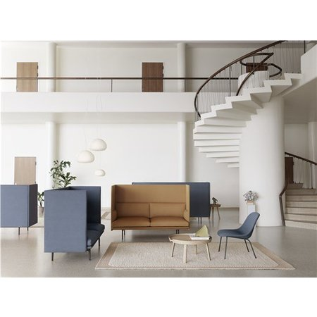 MUUTO OUTLINE HIGHBACK SOFA / 2-SEATER