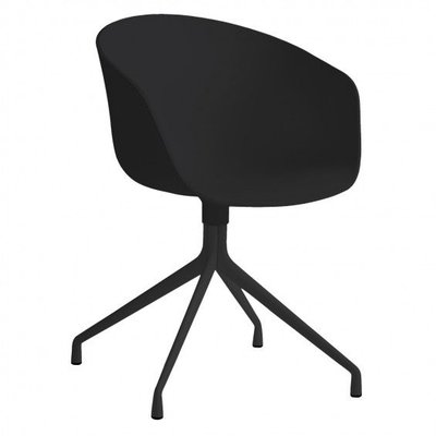 HAY AAC 20 CHAIR, FRONT UPHOLSTERED