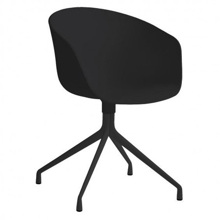 HAY AAC 20 CHAIR SWIVEL/ FRONT UPHOLSTERED