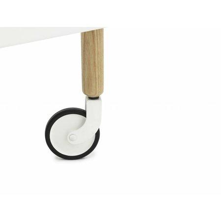 NORMANN COPENHAGEN DESIGN BLOCK TABLE - ROND