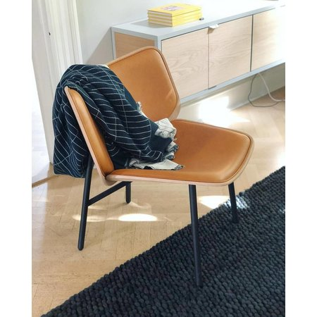 HAY DAPPER LOUNGE CHAIR DOSCHI LEVIEN