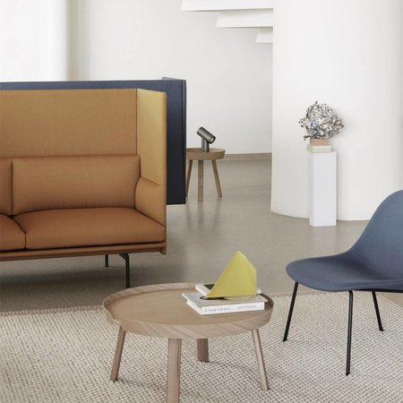 MUUTO OUTLINE HIGHBACK SOFA 3 SEATER
