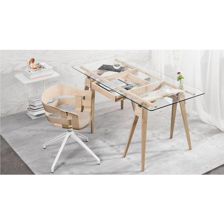 DESIGN HOUSE STOCKHOLM DESIGN ARCO DESK OAK