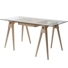 DESIGN HOUSE STOCKHOLM ARCO DESK OAK