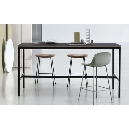 Base High Table White Nordic New