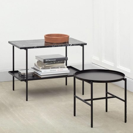 HAY REBAR SIDE TABLE 75X44CM