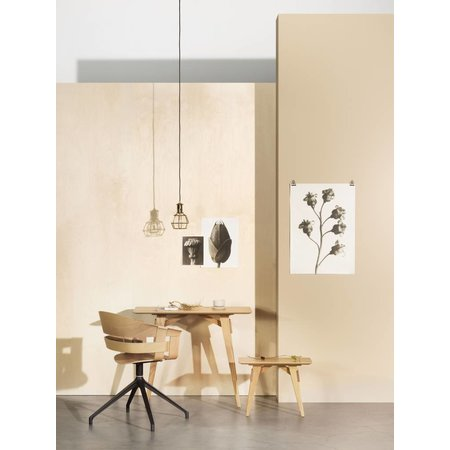 DESIGN HOUSE STOCKHOLM WICK STOEL HOUT POTEN