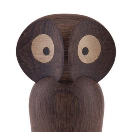 ARCHITECTMADE DESIGN OWL SMOKED