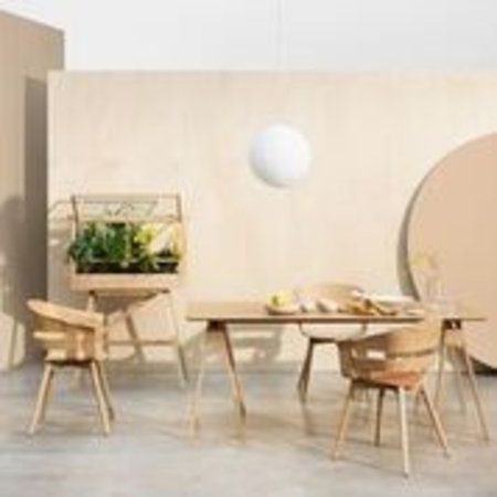 DESIGN HOUSE STOCKHOLM ARCO DINING TABLE