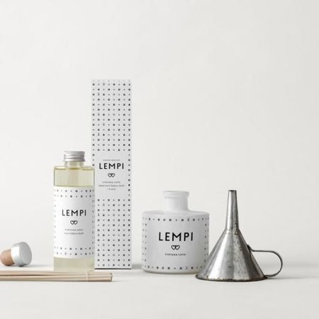 SKANDINAVISK LEMPI CANDLE MINI (LOVE) 55gr