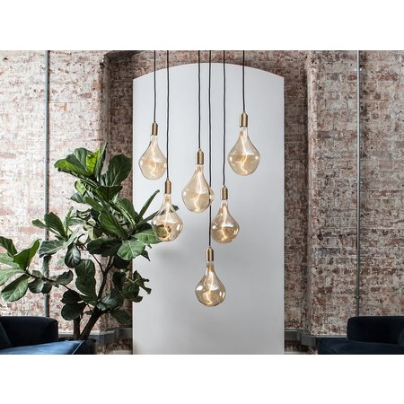 TALA BRASS PENDANT MESSING