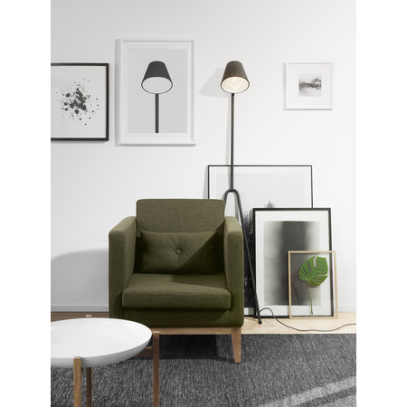 DESIGN HOUSE STOCKHOLM DESIGN MANANA FLOORLAMP
