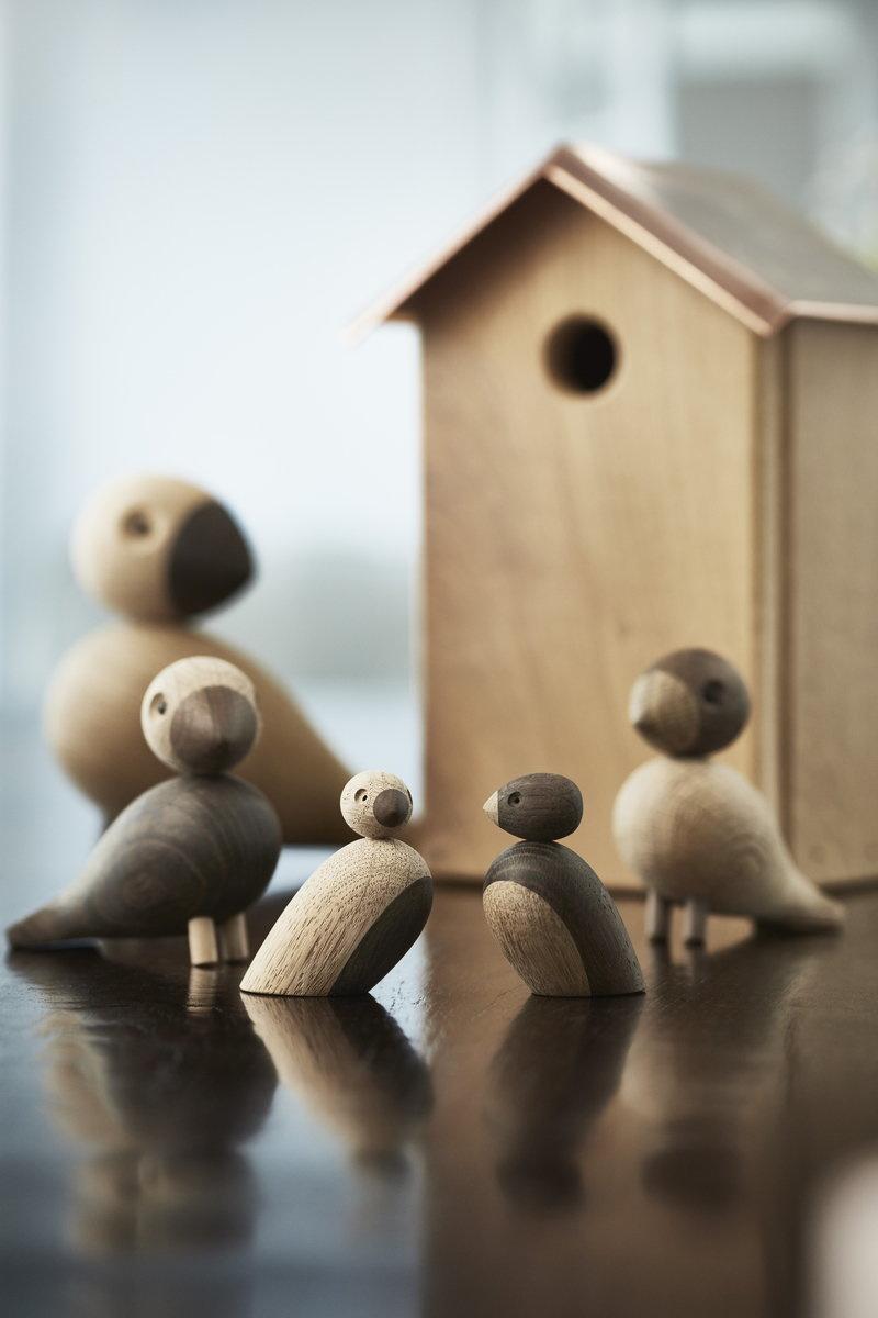 Strålende DESIGN KAY BOJESEN LOVEBIRDS SET - NORDIC NEW QP-45