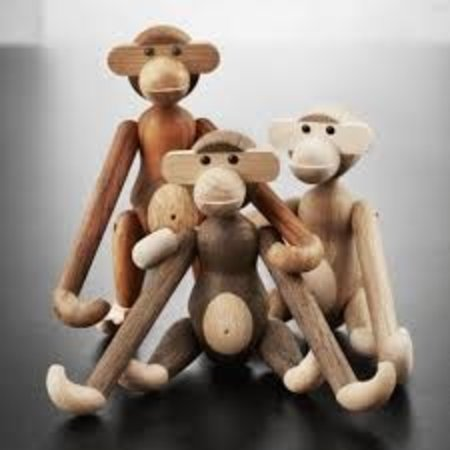 KAY BOJESEN DESIGN MONKEY SMALL