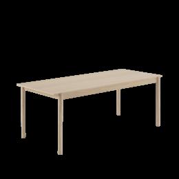 MUUTO Linear Wood tafel 140 cm.