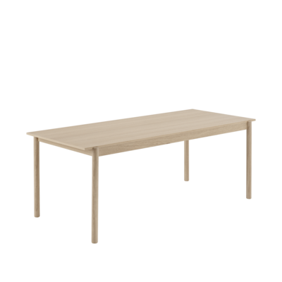 MUUTO Linear Wood tafel 200 cm.