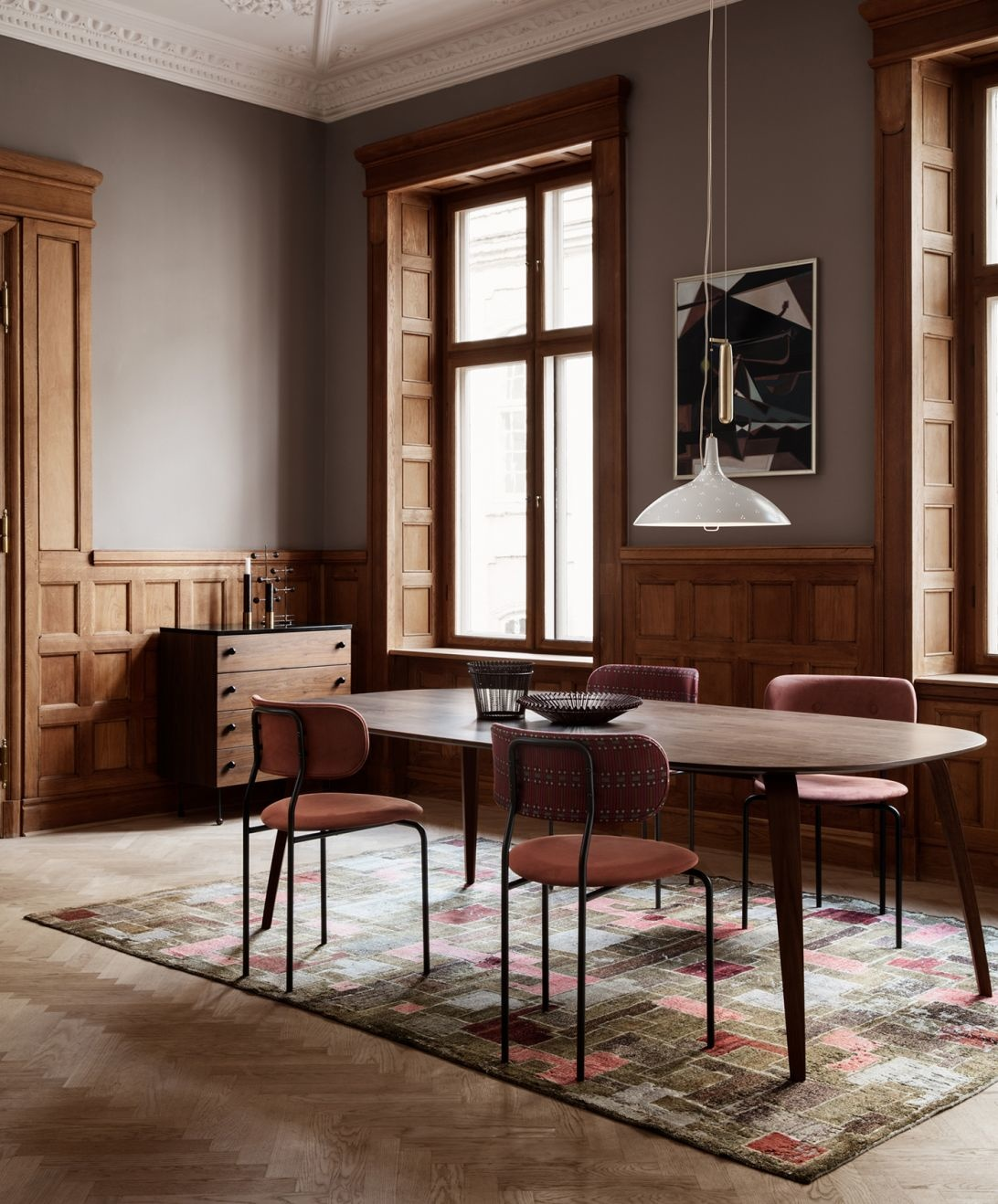 Bauhaus Look Stoelen.Gubi Coco Stoel Nordic New